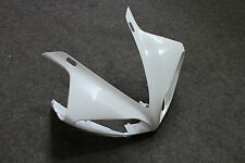 Unpainted Plastic ABS Upper Fairing Nose Cowl Fit Yamaha YZF R1 2009 2010 2011
