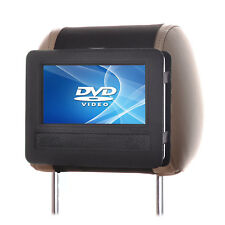 "TFY Car headrest mount Holder for 7""normal Portable DVD player Strap Case new"
