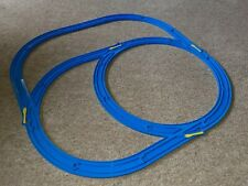 Tomy Trackmaster THOMAS & friends trainset. 18 pieces of blue train track.