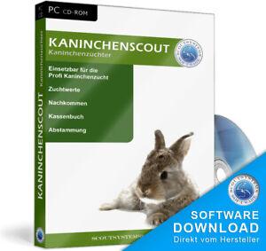 Kaninchen Zuchtprogramm für alle Kaninchenrassen,Zwergen,Riesen,Angora,Wiener...