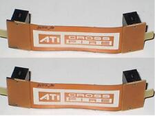 2 Stück ATI CrossFire Bridge Brücke flex Cross Fire 7cm flexibel NEU OVP