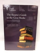 Great Courses CD The Skeptic's Guide to the Great Books by Grant L. Voth