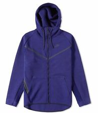 "Nike TECH FLEECE Hero Uomo Windrunner ""Deep Royal Blue"" (L) 727340 455"