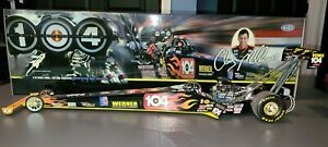 2004 Clay Millican 104 Werner Enterprises 1:16 Scale Top Fuel Dragster **RARE**