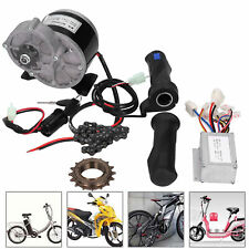 Electric Conversion Kit Electric Bicycle Scooter DIY Motor Controller Parts 1Set