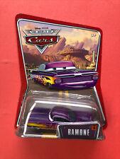 Disney Pixar Cars Movie Purple Ramone Supercharged Die Cast Toy Car
