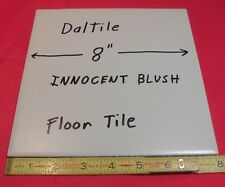 "Discontinued ""Beige Color* Daltile Ceramic Floor Tile  8"" X 8"" *Innocent Blush*"