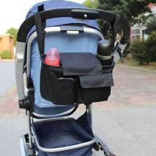 Stroller Hanging Shoulder Bag Organizer/Diaper Bottle Pocket Holder/Universal