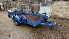 Plant trailer low loader
