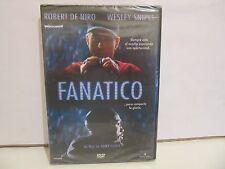 Fanatico - Robert De Niro - W. Snipes - 1997 - Primera Edición - PRECINTADA