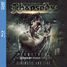 Luca Turilli's Rhapsody : Prometheus: The Dolby Atmos Experience + Cinematic