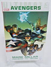 Ultimate Comics Avengers Mark Millar Omnibus Marvel Brand New Factory Sealed