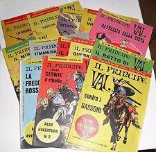 IL PRINCIPE VAL  corrierino estate completa di 13 numeri ( 1965 )