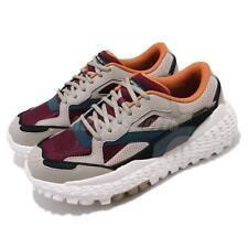 Skechers Monster-Azuza Taupe White Multi-Color Men Lifestyle Shoes 51942-TPMT