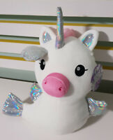MERMACORN UNICORN AND MERMAID PLUSH TOY NEW WITH TAGS! GORGEOUS!35CM!