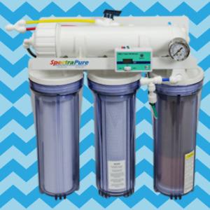 SpectraPure CSPDI 90 GPD Manual Flush RODI