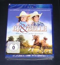 BJ & Belle Kleine Héroes großes Abenteuer Blu-ray Envío rápido NUEVO Y EMB.