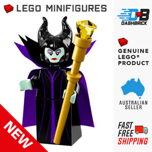 LEGO Collectable Minifigures: Maleficent -Disney Series 1 Minifigure NEW IN PACK