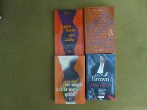 4 x Lesbenliteratur/Bücher Miller, Arden, Rita Mae Brown,  Gogol-Pearl