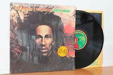 BOB MARLEY & THE WAILERS Natty Dread LP (Island ILPS-9281, orig 1974) VG Shrink