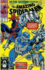 Amazing Spiderman # 351 (Mark Bagley) (Estados Unidos, 1991)