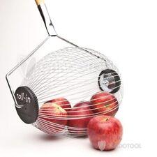 Apfelsammler inkl. Zubehör, Obstsammler, Roll-In XL , Fallobstsammler,
