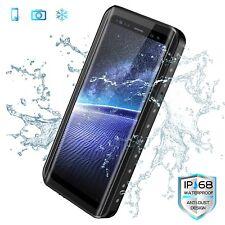 Galaxy S9 Plus Shockproof Waterproof Case W/ Screen Protector for Sams