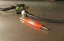 EVAP Smoke Machine Service Port Adapter Connector Kit w/ Valve Tool Leak Tester