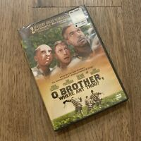 O Brother, Where Art Thou [DVD] NEW 2001 Widescreen
