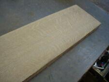 1 Piece Oak Qurter Sawn Figured board lumber wood crafts . Woodworking