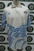 maglia calcio SAN MARINO MATCH WORN shirt maillot trikot camiseta