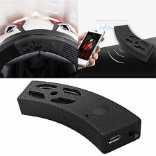 Motorcycle Bike Audio Speaker Helmet Hand Free Wireless Bluetooth Phone Stereo