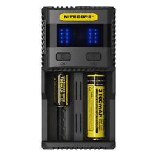 Nitecore SC2 Superb Charger Li-ion, NiMH/NiCd Charger
