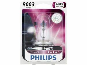For 1982-1988 Lamborghini Jalpa Headlight Bulb Philips 81952RD