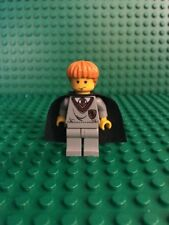 100% LEGO Harry Potter Minifigure Ron Weasley 4730 4706 4709 4705 4704