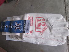 NORTH STAR ORIGINAL WHITE OX  WORK GLOVES 1014 X-Large 12 Pr Made in the  USA