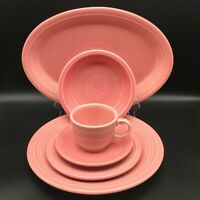 YOUR CHOICE~FIESTA ROSE~BY THE PIECE~DINNERWARE HOMER LAUGHLIN~RETIRED