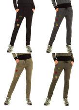 L34 Damen-Caprihosen Normalgröße Damenhosen