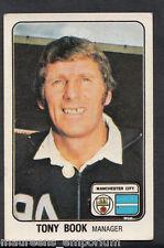 (ZZ) - Panini 1979 Football Sticker No 213 - Manchester City - Tony Book