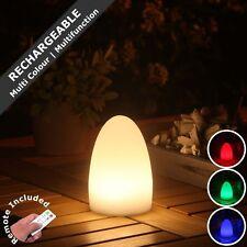 SMOOZ EGG Multi Colour/Function LED Garden Table Light