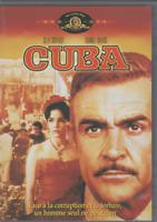 Cuba Dvd Sean Connery Brooke Adams