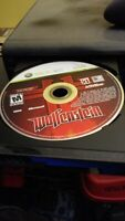 WOLFENSTEIN (2009) XBOX 360 (DISC ONLY) USED, TESTED, WORKING GAME ADVENTURE FPS
