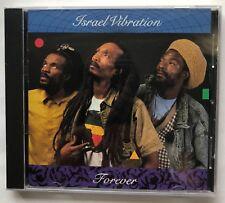 "Israel Vibration ""Forever"" CD Ras Records Roots Reggae Brand New Sealed Rare"
