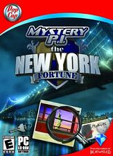 Mystery P.I.: The New York Fortune - PC Hidden Object Game - New