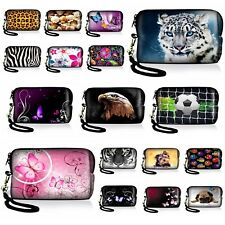Carry Case Bag Cover Pouch For Nikon Coolpix W100 W300 Tough Compact Camera