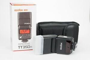 Godox TT350P Flash TTL for Pentax camera reflex