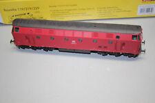 Brawa 0435 Wechselstrom Diesellok Baureihe 219 021-3 DB DSS Spur H0 OVP
