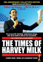 Nuevo Times Of Harvey Leche DVD