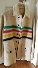 New listing Vintage Original Hudson Bay Jacket 100% wool made in Canada 1960s