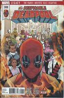 THE DESPICABLE DEADPOOL #300 Marvel COMICS COVER A 1ST PRINT
